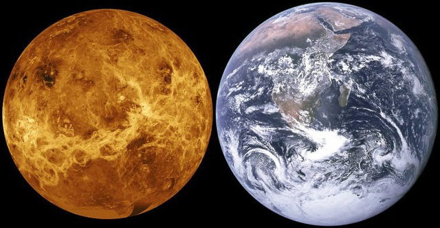 NASA muốn đưa con người lên sao Kim - 1