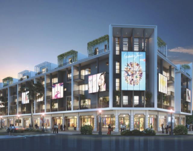 Hà Nội nay đã có dự án Shophouse đẳng cấp tầm cỡ quốc tế