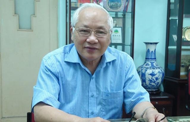 Tiến sĩ Phạm Sỹ Liêm cho rằng, Hà Nội xây mới Sân vận động Hàng Đẫy là không phù hợp.