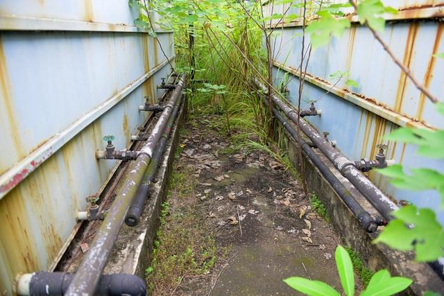 Hà Nội: Khu xử lý nước thải tiền tỷ bỏ hoang 10 năm - 5