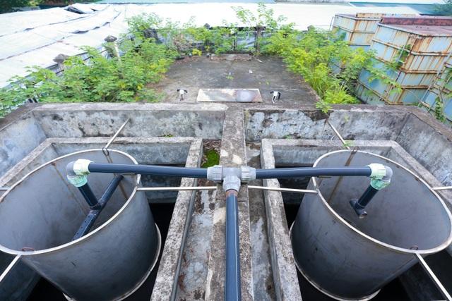 Hệ thống bể lọc đã cũ. Nhiều ý kiến cho rằng công nghệ của trạm xử lý nước thải đã cũ và lạc hậu, không thể sử dụng với điều kiện hiện tại nên việc bỏ hoang là tất yếu.