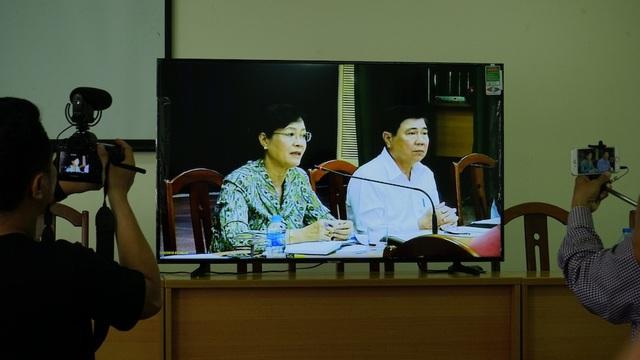 Chủ tịch HĐND TPHCM cho biết nếu dùng ngân sách giải quyết chính sách cho người dân Thủ Thiêm thì HĐND TP sẽ tổ chức kỳ họp cho ý kiến