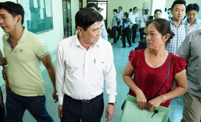 Chủ tịch UBND TPHCM đối thoại cùng người dân Thủ Thiêm để giải quyết chính sách cho người dân liên quan đến dự án Khu đô thị mới Thủ Thiêm