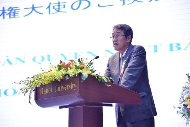 Ông Umeda Kunio - Đại sứ đặc mệnh toàn quyền Nhật Bản tại Việt Nam