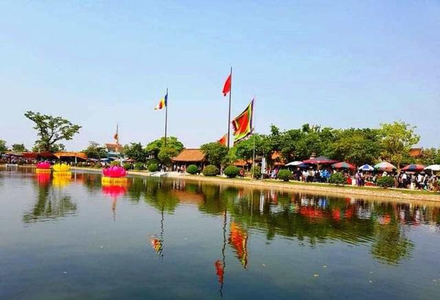 Quần thể di tích chùa Keo Thái Bình