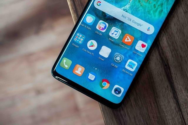 """Huawei Mate 20 Pro: Thiết kế """"lạ đời"""" - 12"""