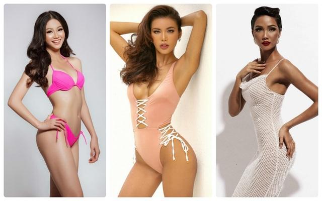 3 đại diện Việt Nam hứa hẹn sẽ làm nên nhiều điều bất ngờ.
