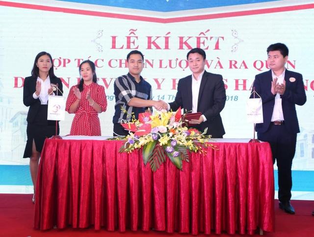 Chủ đầu tư Đức Dương ký kết hợp tác cùng Hải Phát Quảng Ninh
