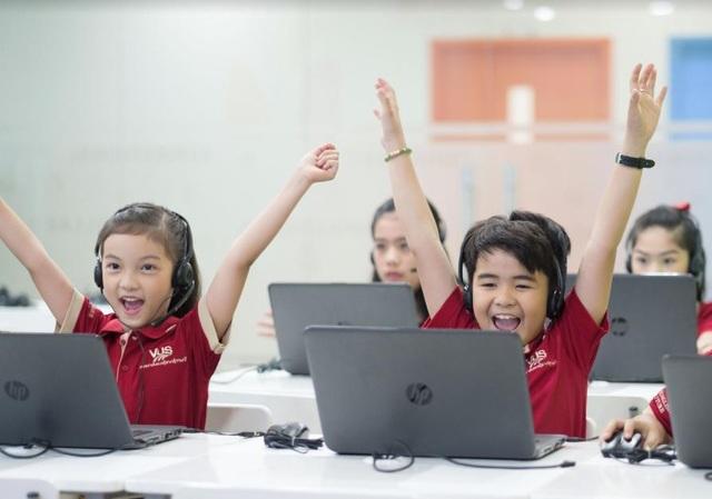 Sự hỗ trợ của phần mềm học tập Imagine Learning English tạo động lực học tập cho trẻ