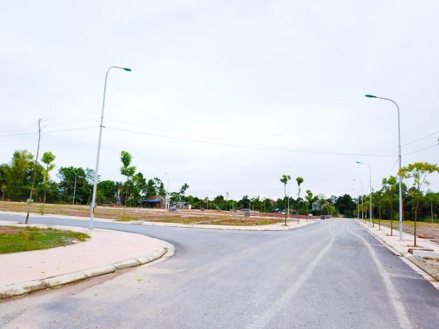 Hạ tầng hoàn thiện là điểm mạnh của dự án đất nền Thiên Lộc