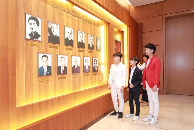 Chuyến tham quan tòa nhà Quốc hội Việt Nam cơ hội trải nghiệm quý giá cho trẻ nhỏ - 3