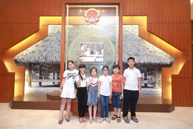 Chuyến tham quan tòa nhà Quốc hội Việt Nam cơ hội trải nghiệm quý giá cho trẻ nhỏ - 4