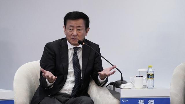 Chuyên gia Fan Gang - người đứng đầu nhóm cố vấn kinh tế do Phó Thủ tướng Trung Quốc thành lập. (Ảnh: Xinhua)
