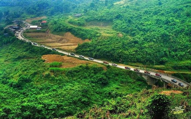 Đã mắt xem trình diễn xe địa hình ở Yên Bái - 8