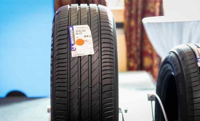 Michelin ra mắt Primacy 4 - Công nghệ mới, an toàn và êm ái hơn - 2