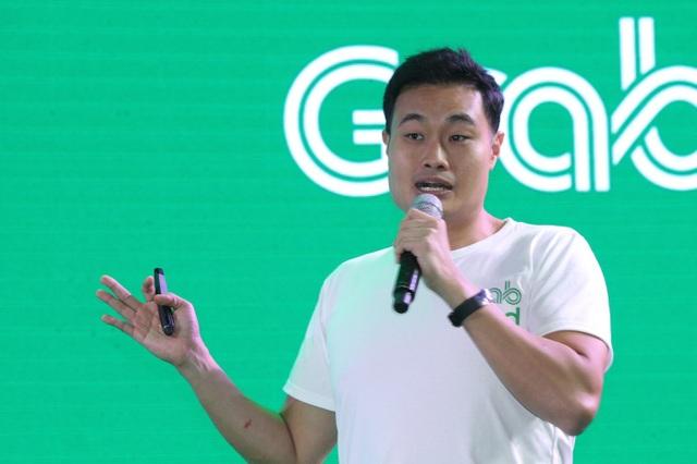Ông Jerry Lim cho biết Grab đang tiến gần hơn đến mục tiêu trở thành siêu ứng dụng.