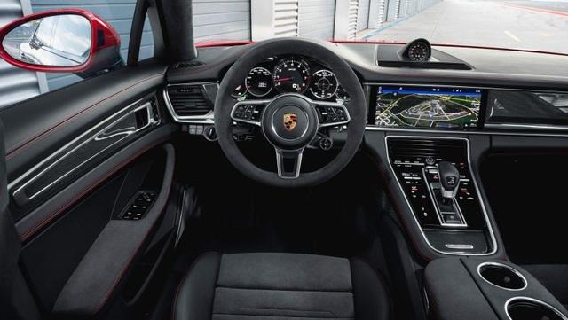 Porsche ra phiên bản GTS mới cho dòng Panamera - 6