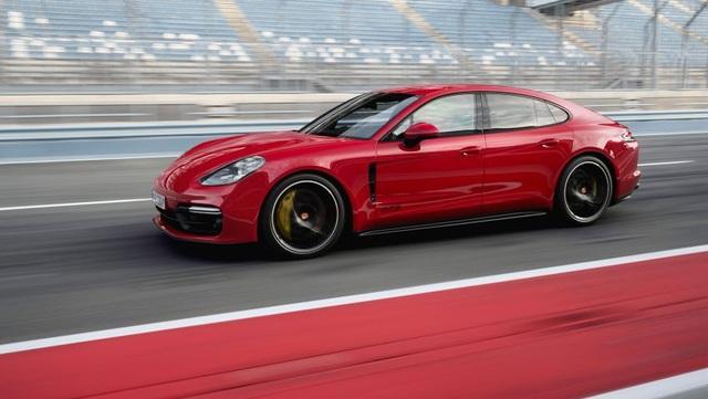 Porsche ra phiên bản GTS mới cho dòng Panamera - 5
