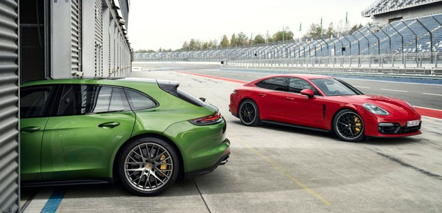 Porsche ra phiên bản GTS mới cho dòng Panamera - 1