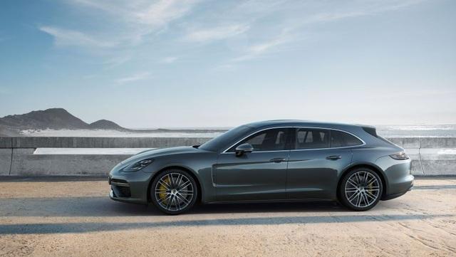 Porsche ra phiên bản GTS mới cho dòng Panamera - 14