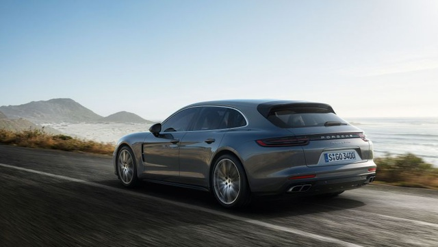 Porsche ra phiên bản GTS mới cho dòng Panamera - 15