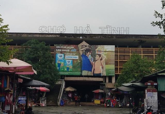 BQL chợ TP Hà Tĩnh được Thanh tra tỉnh Hà Tĩnh kết luận có nhiều sai phạm kéo dài.