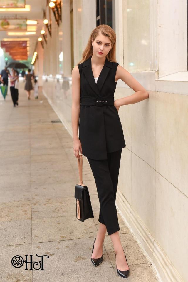 Với tính năng động, trẻ trung, gợi ý suit giúp người mặc bớt đi vẻ trịnh trọng và trông tươi trẻ hơn. Không những thế, nó còn phù hợp với nhiều môi trường như công sở, tiệc tùng và dạo phố.