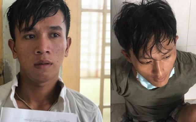 2 nghi can Trương Tấn Tài và Lê Quang Thái