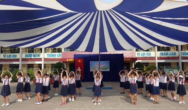 """""""Dũng sĩ Môi trường"""" - Một trong những hoạt động giáo dục về bảo vệ môi trường của FrieslandCampina Việt Nam"""