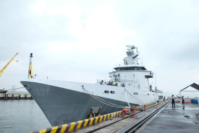 Tàu KDB Daruttaqwa là tàu tuần tra của Hải quân Brunei