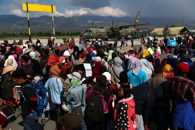 Sự tuyệt vọng đang bao trùm Palu, thành phố với hơn 380.000 dân nằm trên đảo Sulawesi, sau thảm họa động đất và sóng thần.