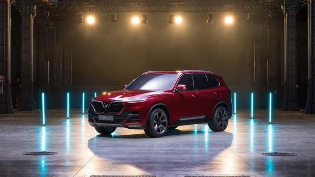 VinFast chính thức ra mắt hai mẫu xe tại Paris Motor Show 2018 - 12