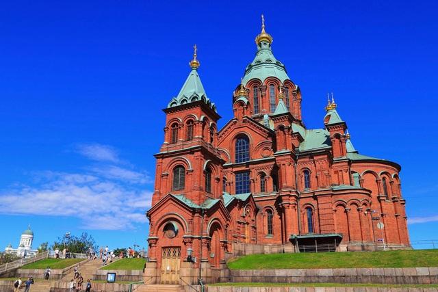 Thủ đô của Phần Lan, Helsinki được công nhận là thành phố văn hóa nổi tiếng bậc nhất của châu Âu