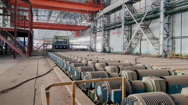 Hậu Vinashin: 8 năm hoang tàn bỏ mặc một nhà máy thép từng ngốn 3.300 tỉ đồng đầu tư - 4