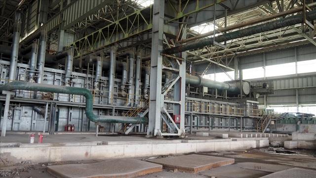 Hậu Vinashin: 8 năm hoang tàn bỏ mặc một nhà máy thép từng ngốn 3.300 tỉ đồng đầu tư - 5