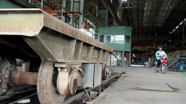 Hậu Vinashin: 8 năm hoang tàn bỏ mặc một nhà máy thép từng ngốn 3.300 tỉ đồng đầu tư - 7