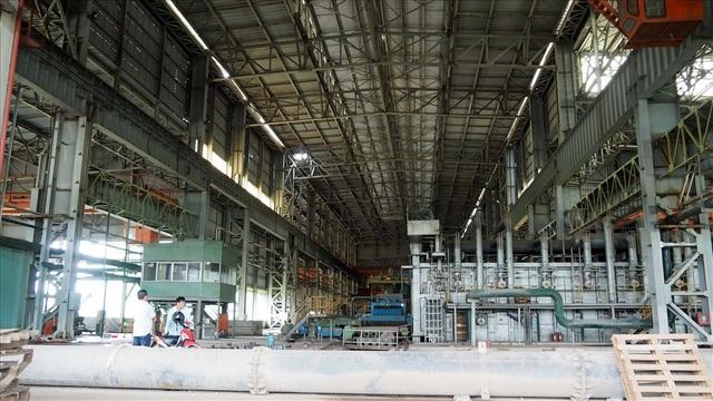 Hậu Vinashin: 8 năm hoang tàn bỏ mặc một nhà máy thép từng ngốn 3.300 tỉ đồng đầu tư - 9