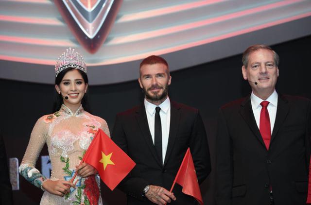 Việc mời ngôi sao hàng đầu thế giới tới sự kiện thể hiện cho khát vọng của VinFast trong việc chinh phục thị trường quốc tế.