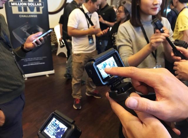 Trải nghiệm thực tế camera GoPro đầu tiên cho phép livestream lên mạng xã hội - 2