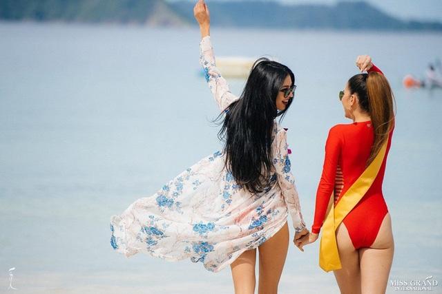 Cuộc thi Hoa hậu Hòa bình Quốc tế là cuộc thi sắc đẹp được tổ chức lần đầu vào năm 2013. Cuộc thi hướng tới thông điệp chấm dứt chiến tranh và bạo lực. Người chiến thắng cuộc thi có nghĩa vụ đến nhiều quốc gia trên thế giới để tham gia các hoạt động xã hội, nâng cao nhận thức cộng đồng về xóa bỏ xung đột cũng như tầm quan trọng của hòa bình.