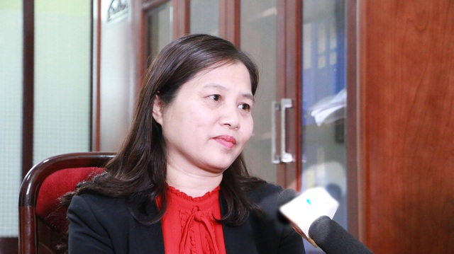 Bà Đào Thị Hồng, Phó Chủ tịch UBND huyện Đan Phượng (Hà Nội).