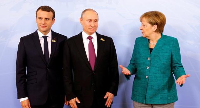Các nhà lãnh đạo Nga và châu Âu sẽ nhóm họp tại Thổ Nhĩ Kỳ để bàn về tình hình Syria (Ảnh: Reuters)