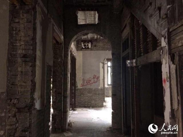 Nơi này từng được lấy bối cảnh trong bộ phim điện ảnh nổi tiếng của Lâm Tâm Như trình chiếu năm 2014