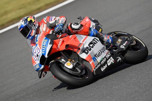 Chiến thắng tại Motegi, Marquez đăng quang ngôi vô địch thế giới MotoGP - 3