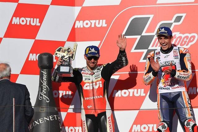Chiến thắng tại Motegi, Marquez đăng quang ngôi vô địch thế giới MotoGP - 8