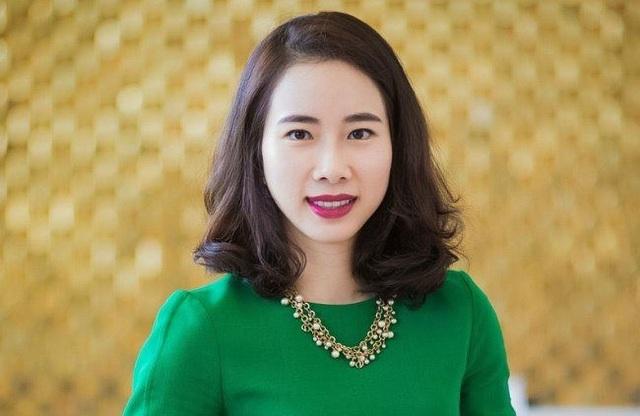 CEO Mường Thanh - Lê Thị Hoàng Yến. Ảnh: Tư liệu.