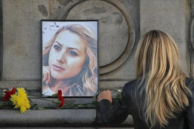 Nữ nhà báo Viktoria Marinova bị sát hại khiến cả châu Âu chấn động