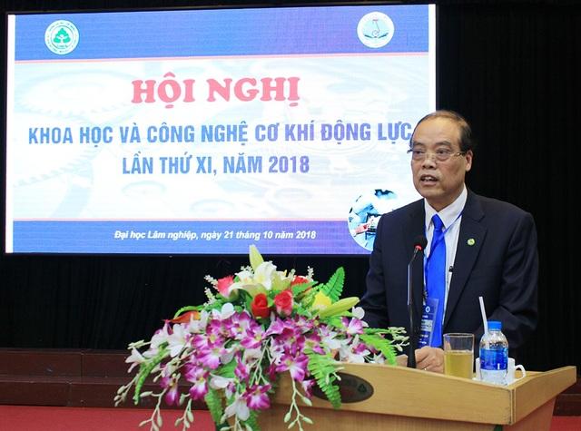 GS.TS. Trần Văn Chứ - Hiệu trưởng trường ĐH Lâm Nghiệp