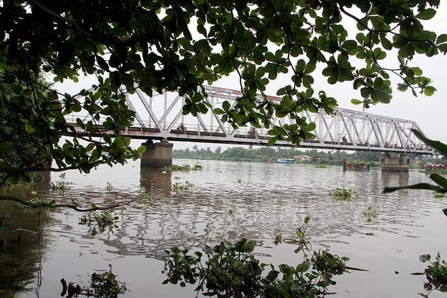 Cầu hơn 100 năm tuổi trên sông Sài Gòn sắp bị tháo dỡ - 3