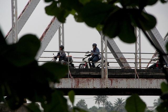 Cầu hơn 100 năm tuổi trên sông Sài Gòn sắp bị tháo dỡ - 7